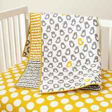 Contemporary Baby Bedding by The Land of Nod