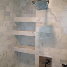 Contemporary Tile by T Brothers Tile LLC