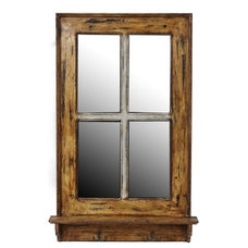 Rustic Mirrors by Overstock.com