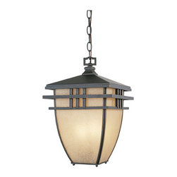 """Designers Fountain - Designers Fountain 30834-ABP 3 Light 10.75"""" Hanging Lantern from the Dayton Coll - Features:"""