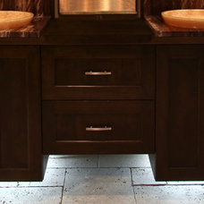 Contemporary Bathroom Vanities And Sink Consoles by Architectural Justice