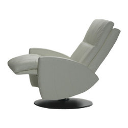 Zero Gravity Chair, White - The Zero Gravity chair provides optimal rest and could instantly free you from the stress of weight