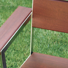 Modern Outdoor Dining Chairs by Modern Outdoor