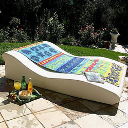 Outdoor Chaise Lounges Find Daybeds Lounge Chairs And Double Loungers Online