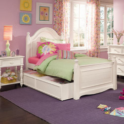 Lea Children's Furniture - Hannah Panel Bed - Hannah Panel Bed