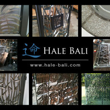 Tropical Outdoor Lighting by hale bali