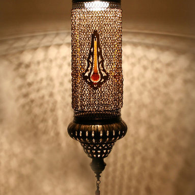 Turkish Style - Ottoman Lighting -