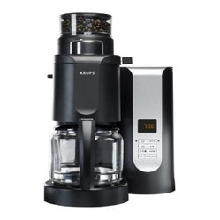 Krups KM700A Grind and Brew Coffee Maker