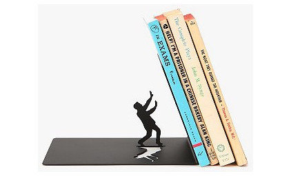 Eclectic Bookends by Urban Outfitters