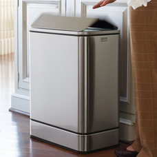 Traditional Kitchen Trash Cans by FRONTGATE