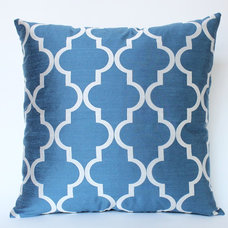 Contemporary Decorative Pillows by The Pillow Studio