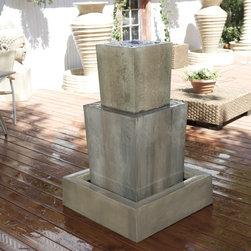 Double Obtuse Fountain -