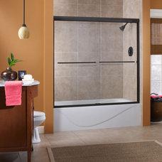 Contemporary  Contemporary Showers