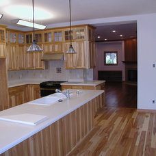 Traditional Hardwood Flooring by Schmidt Custom Floors Inc