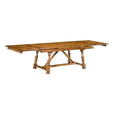 Extendable Dining Room Table -