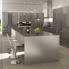 Contemporary Kitchen Countertops by European Kitchen Art