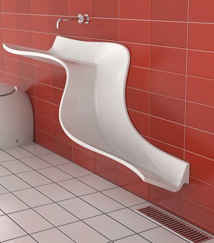 Contemporary Bathroom Sinks by sinofaucet