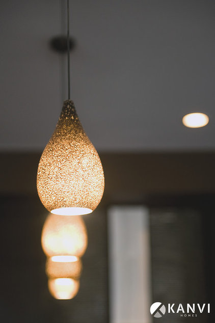 Contemporary Pendant Lighting by Kanvi Homes