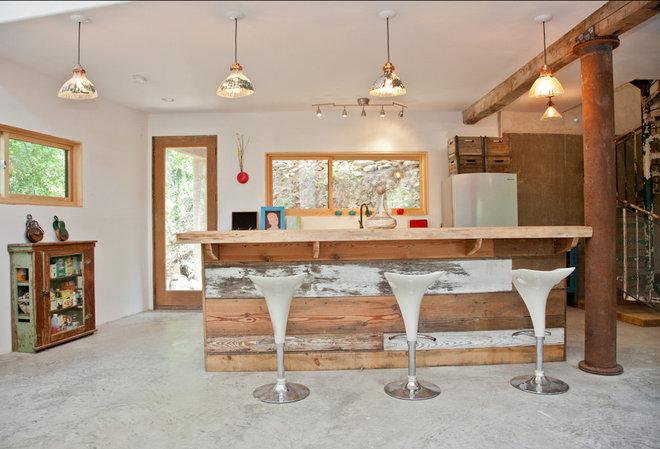 Rustic Kitchen by Sarah Natsumi Moore
