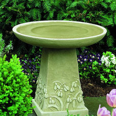 Traditional Bird Baths by Serenity Health & Home Decor