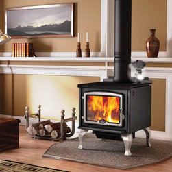 For The Fireplace - Caframo® Ecofans™ are powered by the heat from your stove, keep hot air from just rising, which heats your room better, which uses less fuel, which will help with your heating bill!