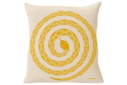 modern pillows by AllModern
