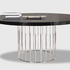 Contemporary Dining Tables by ddc nyc