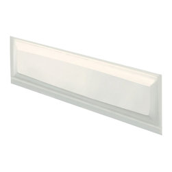 American Standard - American Standard 9272.018.020 Six Foot Apron Panel, White - This American Standard 9272.018.020 Six Foot Apron Panel is part of the Additional Accessories collection, and comes in a beautiful White finish. This 6' apron panel is designed as a replacement part for most of American Standard's 6' Tubs.