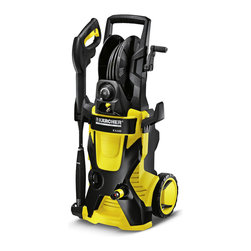 Karcher - Karcher K5 540 2000 PSI Water Cooled Pressure Washer - Perfect for tough cleaning jobs, this innovative 2000 PSI pressure washer will keep your home looking its best. It has a mesh water filter, which prevents dirt and debris from going through the line, and it heats water up to 104 degrees Fahrenheit.