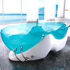 Contemporary Bathtubs by korraware.com
