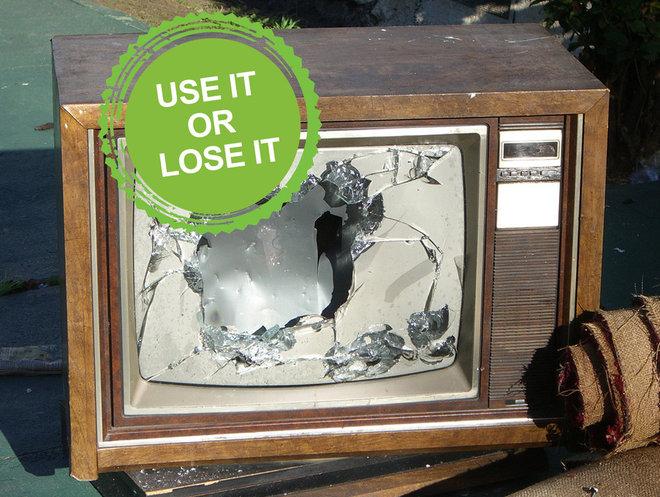 Lose It: Electronics