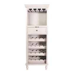 Coventry 1 Drawer Tall Wine Cabinet - Coventry 1 Drawer Tall Wine Cabinet 22 x 15 x 59 Accent Furniture ETA Shipping Early December 2013 22 x 15 x 59