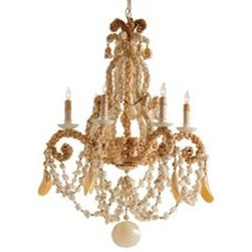 Beach Style Chandeliers by BELLA VICI