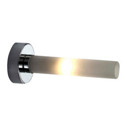 "Decor Walther - Decor Walther Mini-C 2 Wall Sconce - The Mini C2 wall  sconce has been designed and made by Decor Walther. Mini M is a small  cylindrical wall sconce by Decor Walther. The lamp is available in a  metal (Mini-M 2) or glass version (Mini-C 2). The chrome structure is  available with a shiny or matt polish.  Product Details:  The Mini C2 wall sconce has been designed and made by Decor Walther. Mini M is a small cylindrical wall sconce by Decor Walther. The lamp is available in a metal (Mini-M 2) or glass version (Mini-C 2). The chrome structure is available with a shiny or matt polish. Details:                                     Manufacturer:                                      Decor Walther                                                                  Designer:                                     In House Design                                                                  Made in:                                     Germany                                                                  Dimensions:                                      Diameter: 2.76"" (7 cm) X Depth: 7.28"" (18.5 cm)                                                                  Light bulb:                                      1 x G9 Max 60W                                                                   Material:                                      Metal"