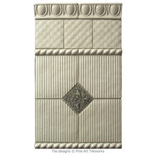 Tile by Fine Art Tileworks — Handmade Relief Tile