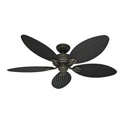 "Hunter Fan Company - Hunter Fan Company 54098 Bayview Provencal Gold 54"" Ceiling Fan - Hunter Fan Company 54098 Bayview Provencal Gold 54"" Ceiling Fan"