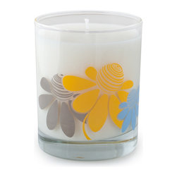 Crash - Fresh, A Blend Of Olive & Verbena Candle - Modern design and fragrance in a timeless product. Experience functional art in your home, exclusively from Crash. This candle is fragranced with Olive and Verbena.