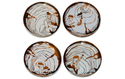 Eclectic Dinnerware by Supermarket
