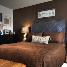 Modern Bedroom by Kraig Kalashian