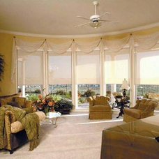 Window Treatments by DIY Retractable Awnings