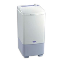 Thorne Electric - Portable Washing Machine - LCK-50 Portable Washing Machine With its light weight and space saving compact design.  This Koblenz washing machine is great for RVs, small apartments, student dorms, cabins and summer homes as no installation is necessary.  *Not an automatic washing machine.  Manual filling and draining of water is required.  No rinse cycle and spin cycle.  Contains a full two way agitator.