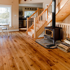 Traditional  by Allegheny Mountain Hardwood Flooring