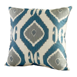 Cyan Design - Cyan Design Navaho Pillow in Sage Green - Cyan Design Navaho Pillow in Sage Green from Decorative Pillows Collection