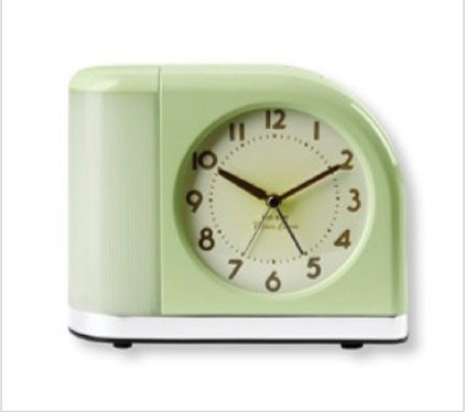 eclectic clocks by L.L. Bean