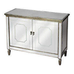 Butler Specialty - Butler Specialty Console Cabinet -2122146 - Butler products are highly detailed and meticulously finished by some of the best craftsmen in the business.