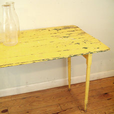 Eclectic Side Tables And End Tables by oh, hello friend