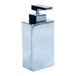 WS Bath Collections Urban Soap Dispenser