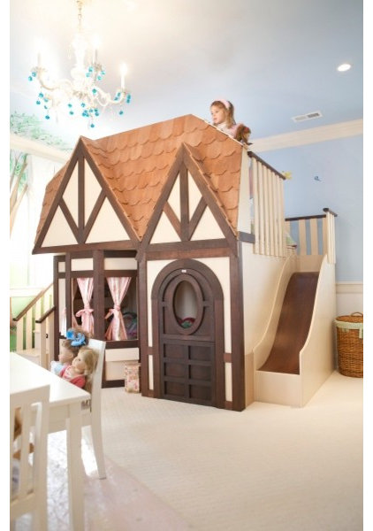 Eclectic Kids Beds by Sweet Dream Bed