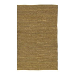 Surya - Continental COT1936 Hand Woven Jute Rug in Tan (8 ft. x 11 ft.) - Size: 8 ft. x 11 ft.. Easily bring elements of the outdoors into your indoor spaces with this hand woven rug, made in India of natural jute fibers in a creamy tan finish. Available in your choice of size and shape selections, the rug is a perfect way to add a touch of casual, global inspired spirit to your interior design. Hand Woven. Made In India. Made from 100% Natural Jute