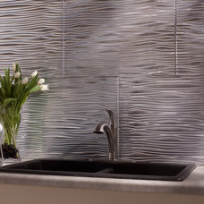 Modern Tile by BacksplashIdeas.com